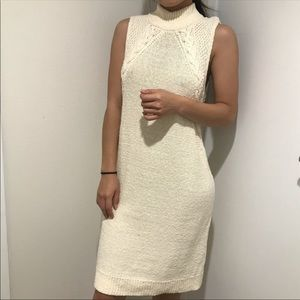 Madewell Knit Sleeveless Sweater Dress